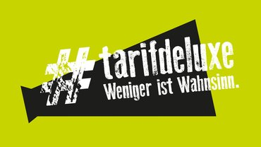 Tarifrunde 2017-2019 ver.di Jugend: Tarifdeluxe