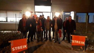 Streik Neuenstadt Busfahrer