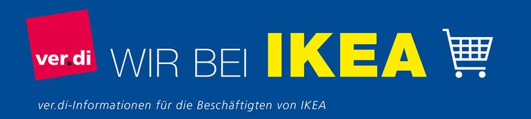 Wir bei IKEA